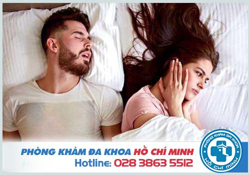 Ngủ ngáy làm ảnh hưởng đến giấc ngủ của người xung quanh