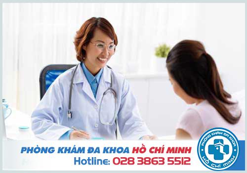 Phòng khám phụ khoa uy tín giúp điều trị rong kinh, rong huyết hiệu quả