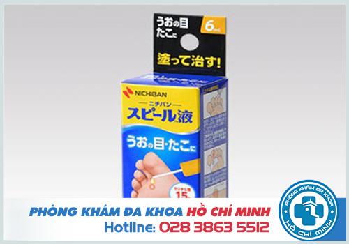 Thuốc chữa sùi mào gà của Nhật Bản có hiệu quả hay không