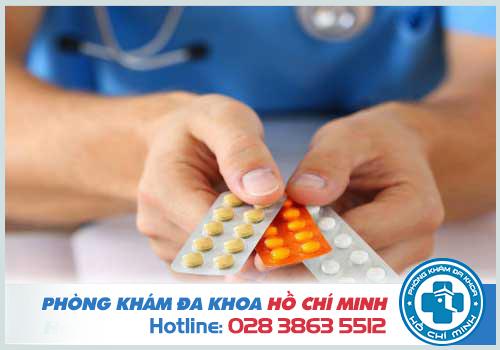Thuốc chữa bệnh yếu sinh lý ở nam giới