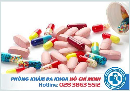 Thuốc kháng sinh không thể điều trị bệnh trĩ