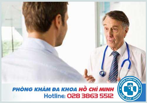 Khi thấy các triệu chứng bất thường nên nhanh chóng đến gặp bác sĩ