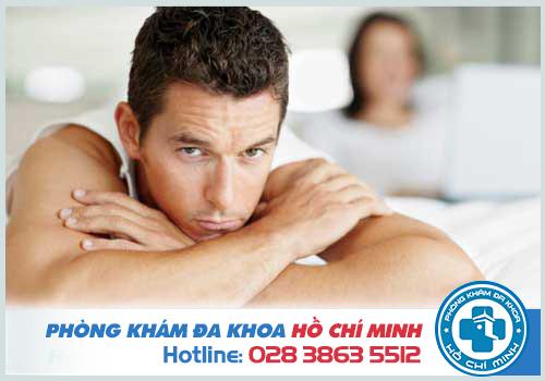 Tư vấn sức khỏe sinh sản nam giới trực tuyến