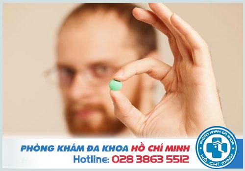 Trường hợp bị hẹp hậu môn nhẹ có thể được điều trị bằng thuốc