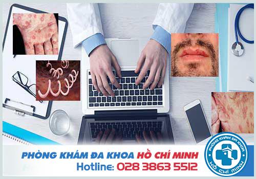 Tư vấn bệnh giang mai online và qua điện thoại miễn phí đem lại tiện lợi