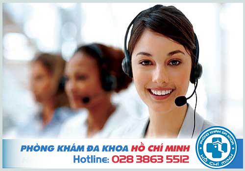 Tư vấn qua điện thoại giúp người bệnh giải đáp mọi thắc mắc