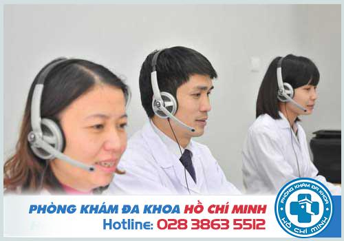 Tư vấn bệnh phụ khoa online qua điện thoại Miễn Phí