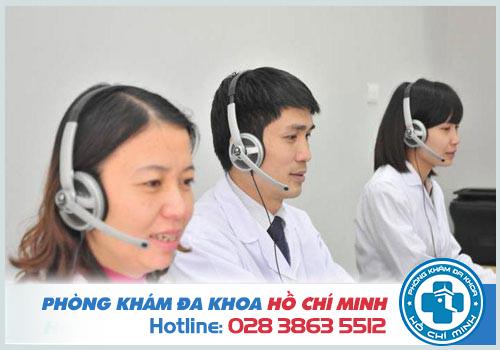 Tư vấn nam khoa sức khỏe nam giới online qua điện thoại miễn phí