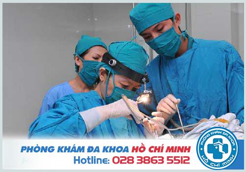 Điều trị u nhú hậu môn bằng phương pháp phẫu thuật
