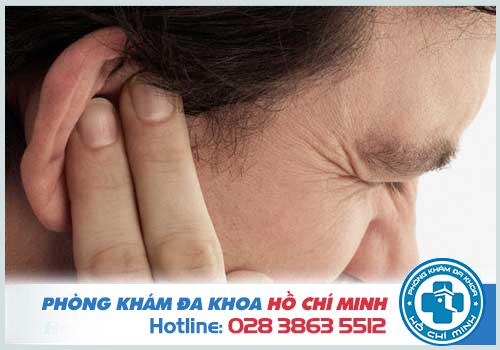 Ù tai kéo dài là biểu hiện nhiều bệnh lý nguy hiểm