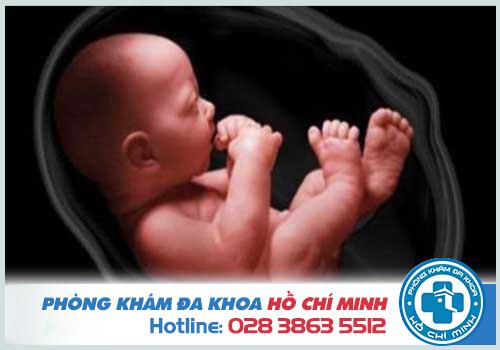 Khiến thai nhi bị dị tật