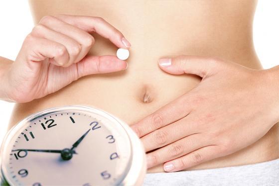 Uống thuốc tránh thai khẩn cấp 5 - 6 ngày bị ra máu có thai không