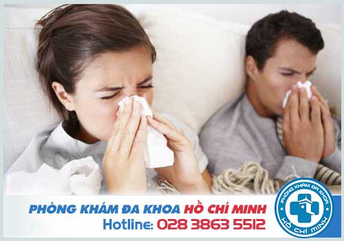 Nghẹt mũi là triệu chứng điển hình của vẹo vách ngăn mũi