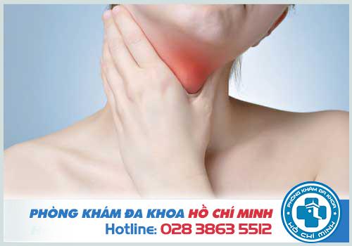 Viêm amidan gây ra tình trạng khó nuốt