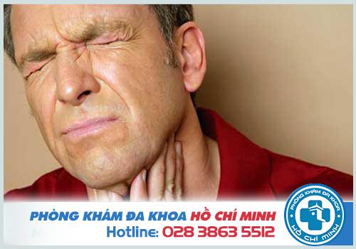 Viêm hầu họng tăng sinh mô hạt gây nhiều biến chứng nguy hiểm