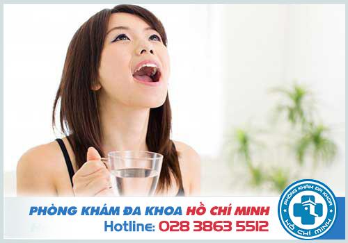 Cách chữa trị viêm họng xung huyết hiệu quả nhất