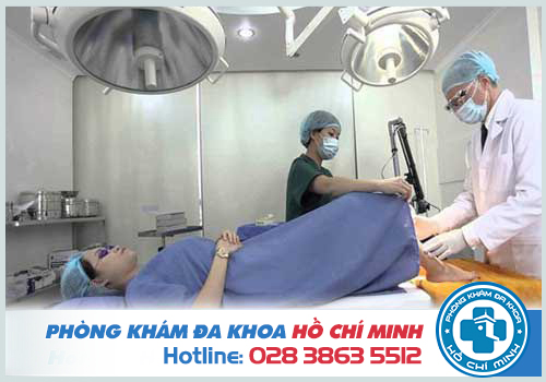 Quá trình chữa trị viêm lộ tuyến cổ tử cung diện rộng bằng phương pháp đốt điện