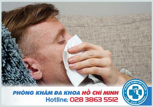 Viêm mũi lâu ngày không khỏi ảnh hưởng nghiêm trọng đến sức khỏe và tinh thần
