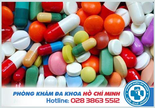 Điều trị viêm hậu môn bằng thuốc