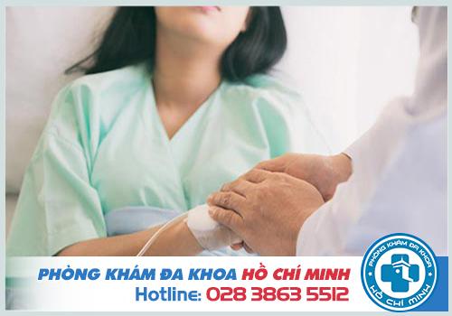 Viêm quanh lỗ cổ tử cung là do hệ lụy phá thai gây ra