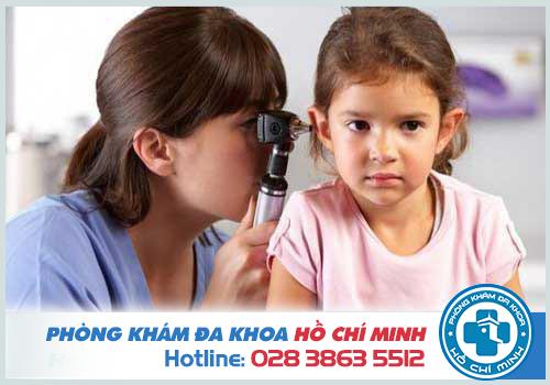 Viêm tai giữa là gì? Nguyên nhân triệu chứng và cách trị