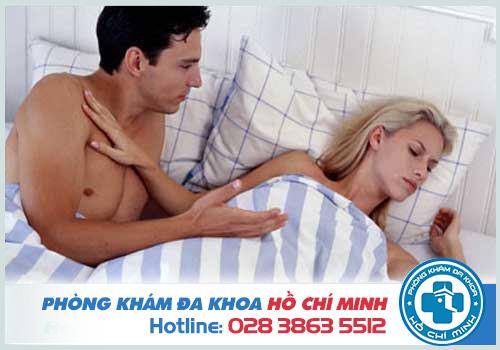 Viêm tuyến Bartholin gây ảnh hưởng đến đời sống tình dục