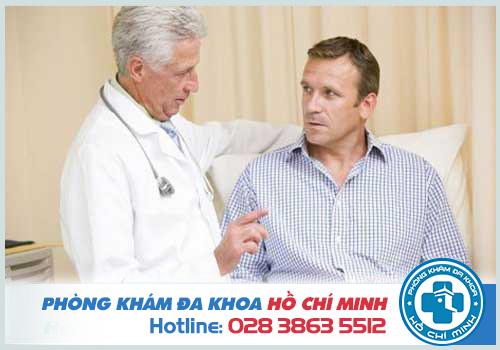 Viêm tuyến tiền liệt có quan hệ được không bác sĩ