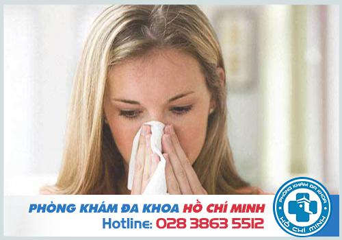 Viêm xoang mũi chảy máu nguy hiểm nếu không được chữa trị sớm