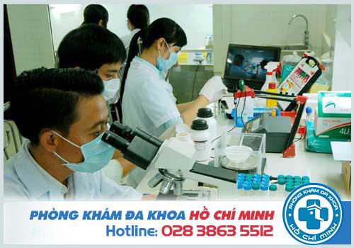 Phòng khám đa khoa Thái Bình Dương Tân Bình TPHCM