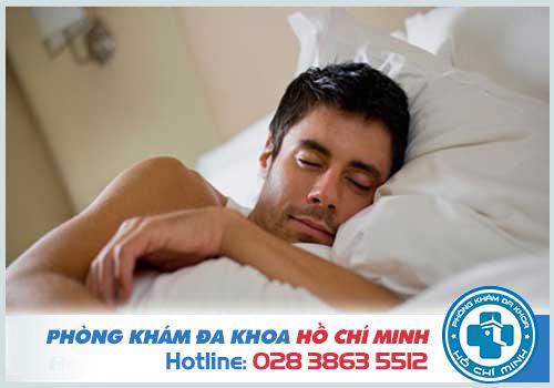 Xuất tinh khi ngủ là bệnh gì? Có sao không? Cách khắc phục hiệu quả