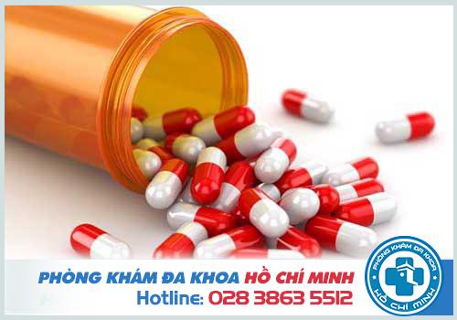 Phương pháp sử dụng thuốc điều trị xuất tinh sớm