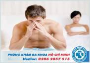 Những biểu hiện và dấu hiệu yếu sinh lý ở nam giới